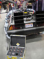 San Diego Comic-Con 2011 - plutonium case and Delorean from Back to the Future (5992097264).jpg