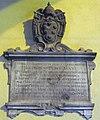 San Giovanni Battista, San Giovanni Valdarno, stemma leone X.JPG