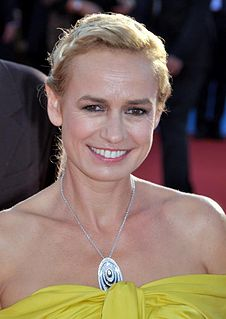 Sandrine Bonnaire French actress, film director and screenwriter