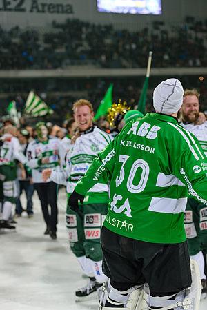 Västerås SK Bandy - Champions again in 2015
