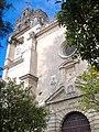 Sanlúcar Bda. Iglesia de Santo Domingo. Fachada.JPG