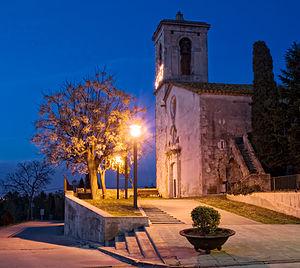 Sant Andreu Salou - Parish church