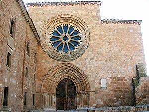 English: Monasterio de Santa María de Huerta (...