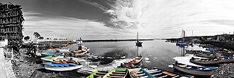 Santa Rosalía, Baja California Sur - Image: Santa Rosalía Bay, Baja California Sur