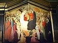 Santa Trinita, Bicci di lorenzo, incoronazione della vergine (1430) dettaglio.JPG