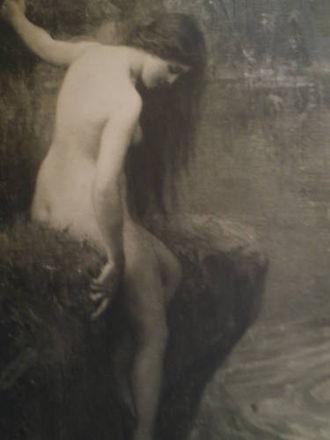 Sara Page - Sara Page, La baigneuse, 1911