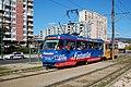 Sarajevo Tram-209 Line-3 2011-10-16 (6).jpg