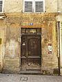 Sarlat-la-Canéda hôtel Vacquier de Lamotte, 5 rue Liberté (1).JPG