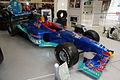 Sauber C18 1999 Formula1 Racer Jean Alesi Petronas-Red Bull Racing RSideFront SATM 05June2013 (14414069350).jpg