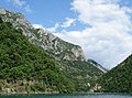 Scenery on Lake Komani - Northern Albania - 13 (42622730971).jpg