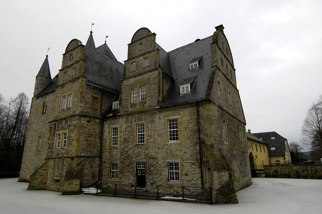 Castello di schelenburg castlesintheworld for Case in stile castello