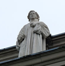A statue of Schleiermacher at Palais Universitaire in Strasbourg (Source: Wikimedia)