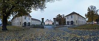 Königs Wusterhausen - Königs Wusterhausen castle