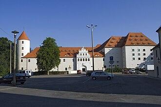 Freudenstein Castle - Castle by day