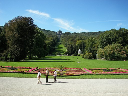 Schlosspark Wilhelmshöhe 004