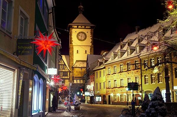 Schwabentor (Freiburg) 2416