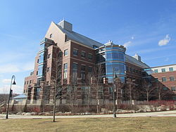 Science Building, Eastern Connecticut State University, Willimantic CT.jpg