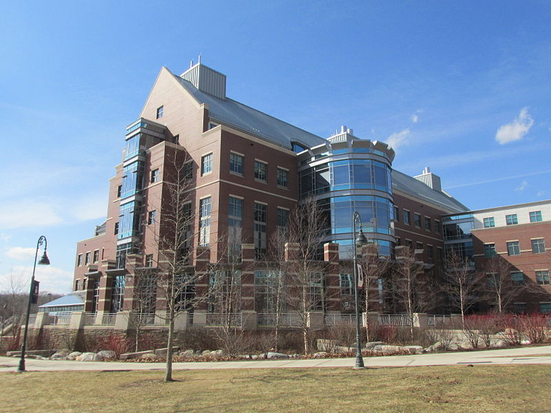 File:Science Building, Eastern Connecticut State University, Willimantic CT.jpg