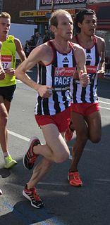 Scott Overall British athlete