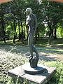 Sculpture in the Silesian Zoological Garden 02.JPG