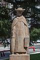 Sculpture of Mn. Jacint Verdaguer. Escaldes-Engordany. Andorra 103.jpg