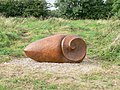 Sculpture on The Airport Trail - geograph.org.uk - 559058.jpg