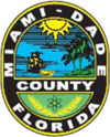 Official seal of Miami-Dade County, Florida