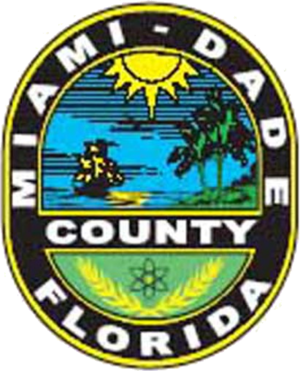 Miami-Dade Police Department - Image: Seal of Miami Dade County, Florida