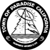 Official seal of Paradise, California