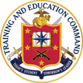 Seal of the United States Marine Corps Training and Education Command.png