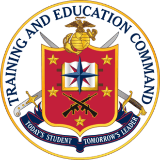 United States Marine Corps Training and Education Command - Image: Seal of the United States Marine Corps Training and Education Command
