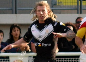 Sean Long - Long playing for Hull FC in 2010