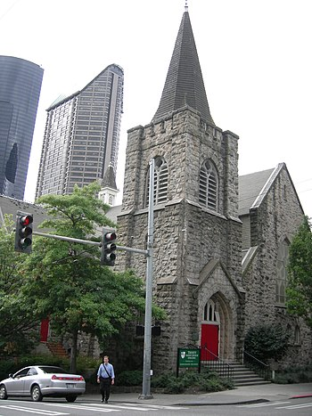 English: Trinity Parish Church (Episcopal), Fi...
