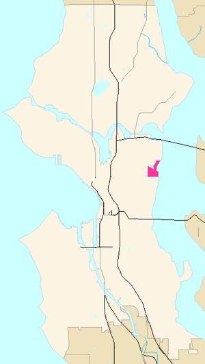 Denny-Blaine, Seattle - Denny-Blaine