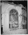 Second floor; fountain in waiting room, west wall - North Philadelphia Station.tif