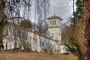 Seeheim-Jugenheim - Image: Seeheim Jugenheim Heiligenberg Schloss