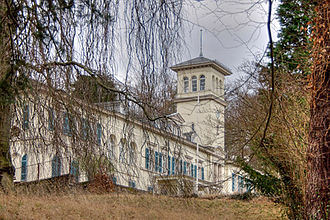 Julia, Princess of Battenberg - Schloss Heiligenberg, a property of the Mountbattens until 1920, was sold for a pittance because of inflation in Germany.