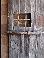 Seitentür der Burg von Peniscola (Detail).jpg