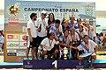 Selección galega feminina fútbol praia 2, Praza Pública, 2013.jpg