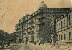 Istiglaliyyat Street