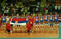 Serbia women's national volleyball team 2010.JPG