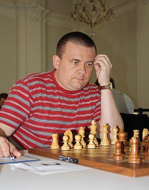 Sergei Rublevsky - Image: Sergey Rublevsky
