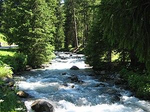 Sertig - Sertig river