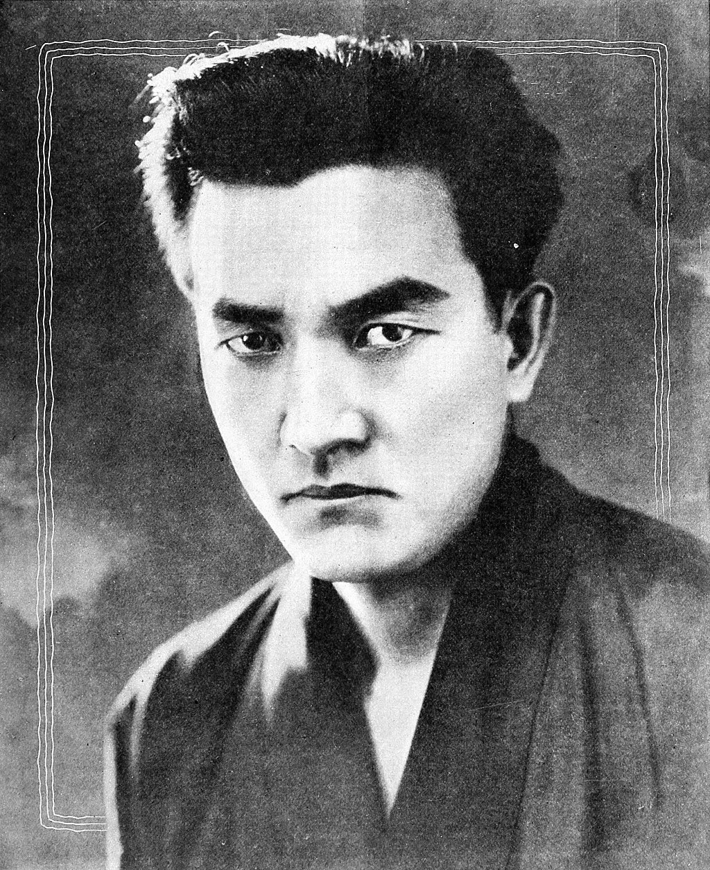 Sessue Hayakawa, 1918, by Apeda Studio