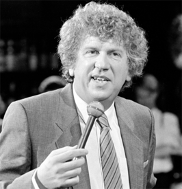 Seth Gaaikema in 1985