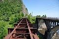 Shabartui bridge, Circum-Baikal Railway by trolleway, 2009 (32234238696).jpg
