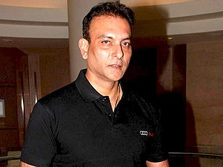 Ravi Shastri India cricket coach, former player and commentator