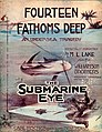 Sheet music cover - FOURTEEN FATHOMS DEEP - AN UNDERSEA TRAGEDY (1917).jpg
