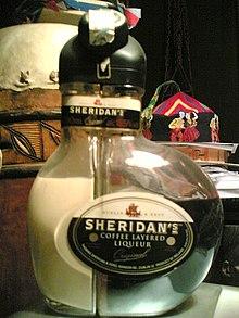 Очень крепкий напиток, в то же время очень сладкий.(из спиртных...