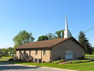 Shiloh, York County, Pennsylvania - God's Missionary Church in Shiloh